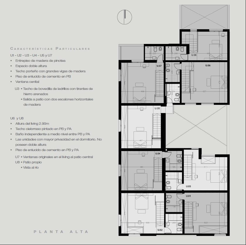 Foto Edificio en Colonia del Sacramento El Patio de las Glicinas número 16