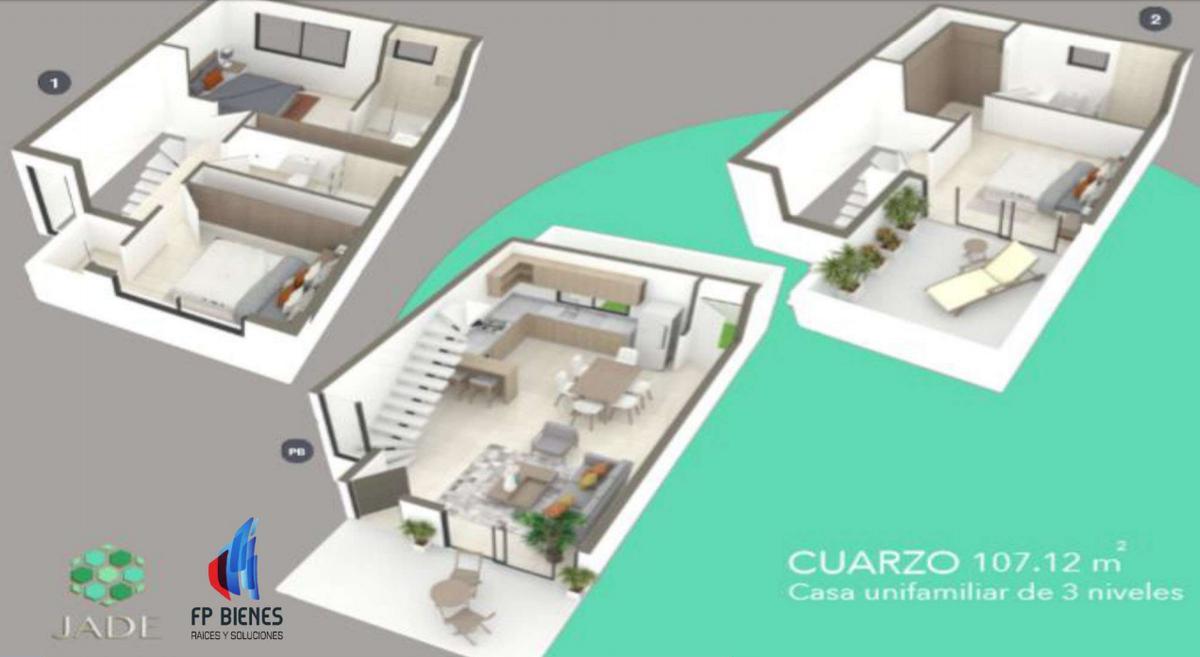 Foto Condominio en Ixtapa Centro 17 FRACCIONAMIENTO JADE número 11