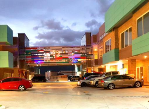 Foto Barrio Abierto en Villa Olímpica  número 3