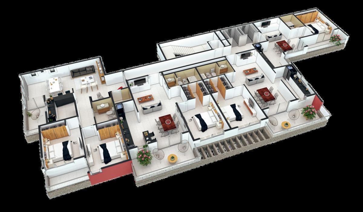Foto Edificio en Área Centro Sur Av. Olascoaga 965 número 4