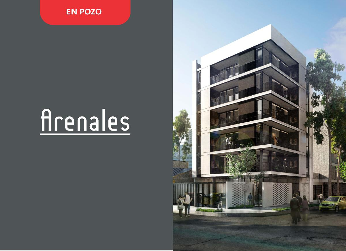Foto Edificio en Chauvin Arenales esquina Castelli número 7