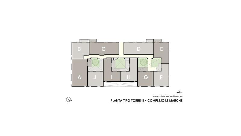 Foto Edificio en Nueva Cordoba   Le Marche- Velez Sarsfield 1802 número 7