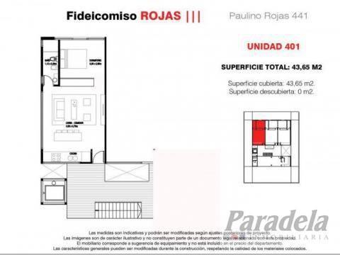 Foto Edificio en Ituzaingó P. Rojas 445 numero 4