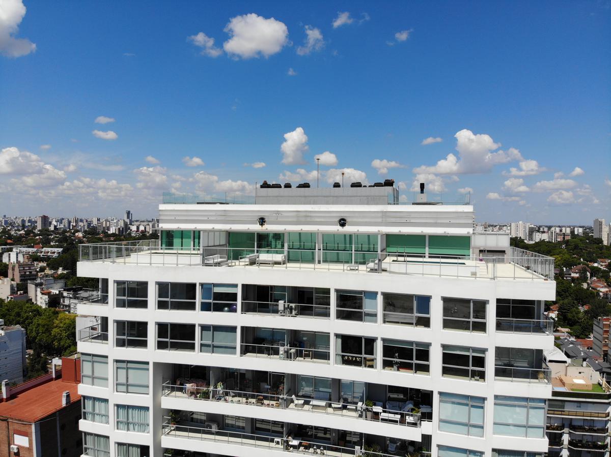 Foto Edificio en V.Lopez-Vias/Rio Av. Libertador 1265 Cochera 2011 número 3