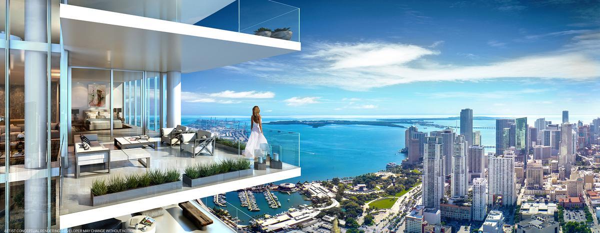 Foto Edificio en Miami-dade MIAMI número 14
