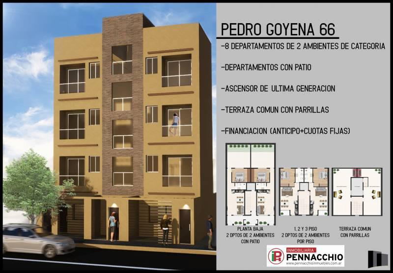 Foto Edificio en Lomas Del Mirador Pedro Goyena 66 número 3