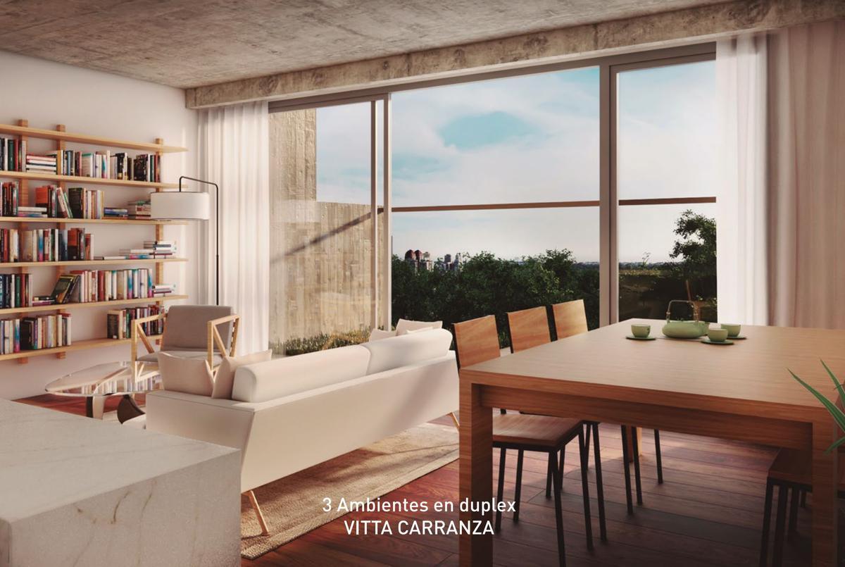 Emprendimiento Vitta Palermo: Carranza y Niceto Vega en Palermo Hollywood