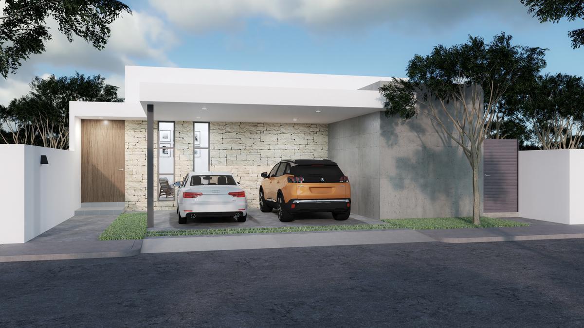 Foto Condominio en Mérida VENTA CASA DZITYÁ número 2