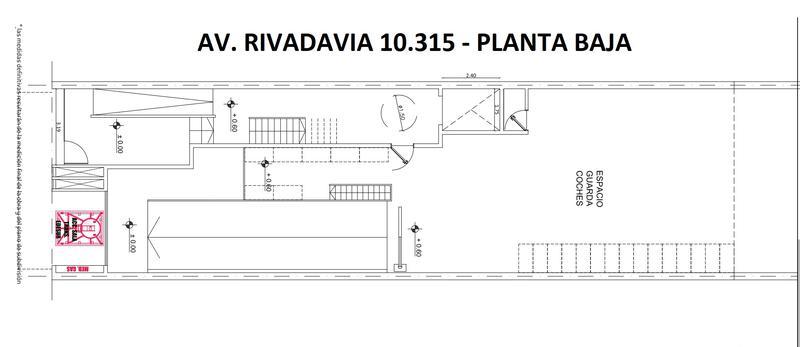 Foto Edificio en Villa Luro Av. Rivadavia 10315 número 9
