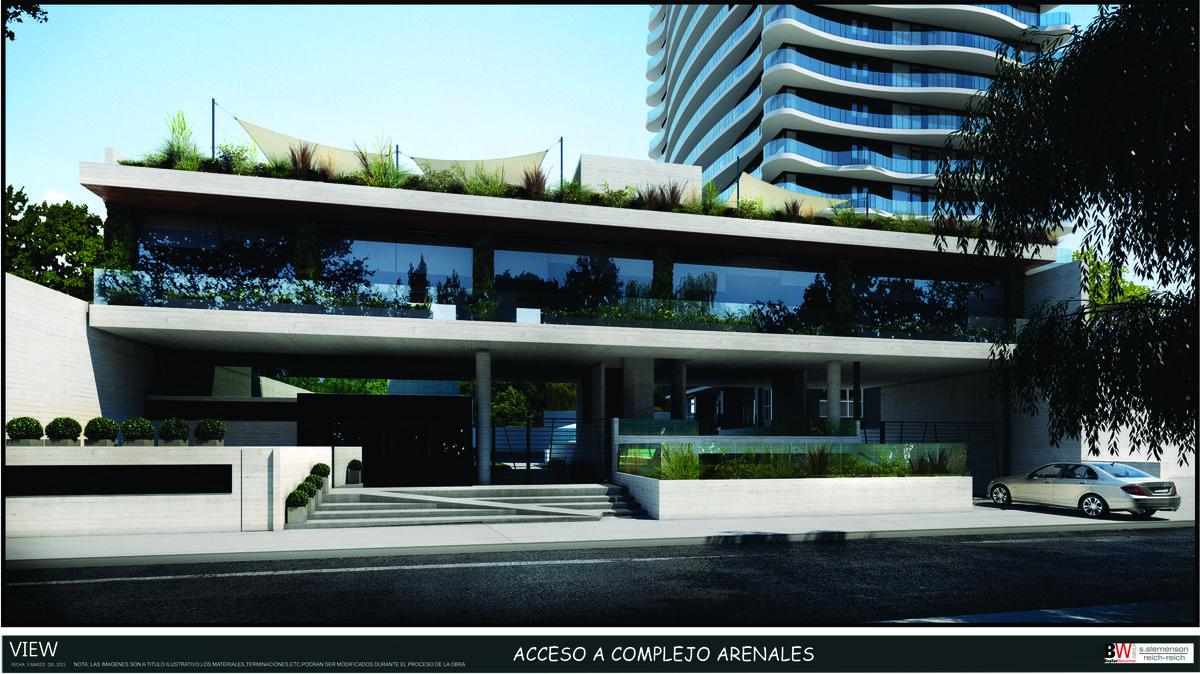 Foto Edificio en V.Lopez-Vias/Rio Av. del Libertador 1500 número 8