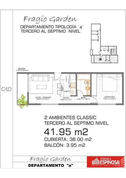 Foto Edificio en Ituzaingó Fragio 200 número 9