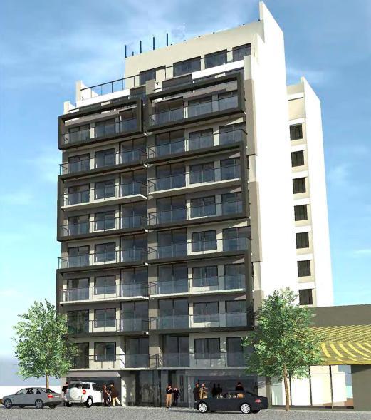 Foto Edificio en Caballito Norte Edificio de 3 y 4 ambientes. número 1
