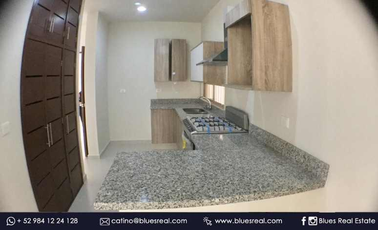 Unit picture House in Rent in  Playa del Carmen,  Solidaridad  NO AVAILABLE! For rent new house with 3 bedrooms in Allegranza - Code 550