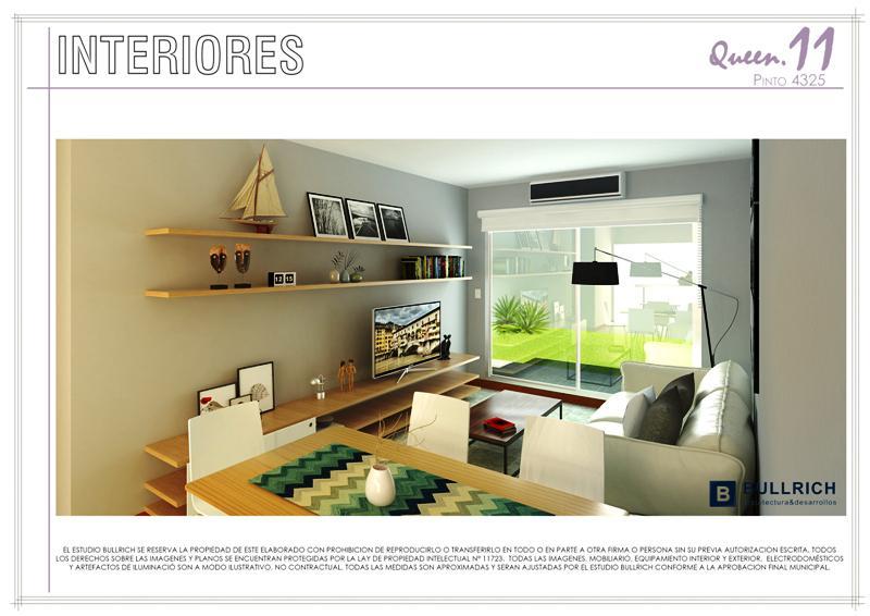 Foto Edificio en Saavedra Pinto 4300 número 4