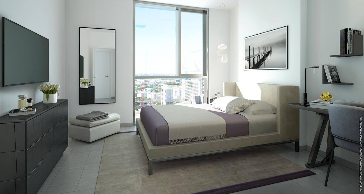 Foto Edificio en Miami-dade NE 2 nd ave, downtown miami  número 3