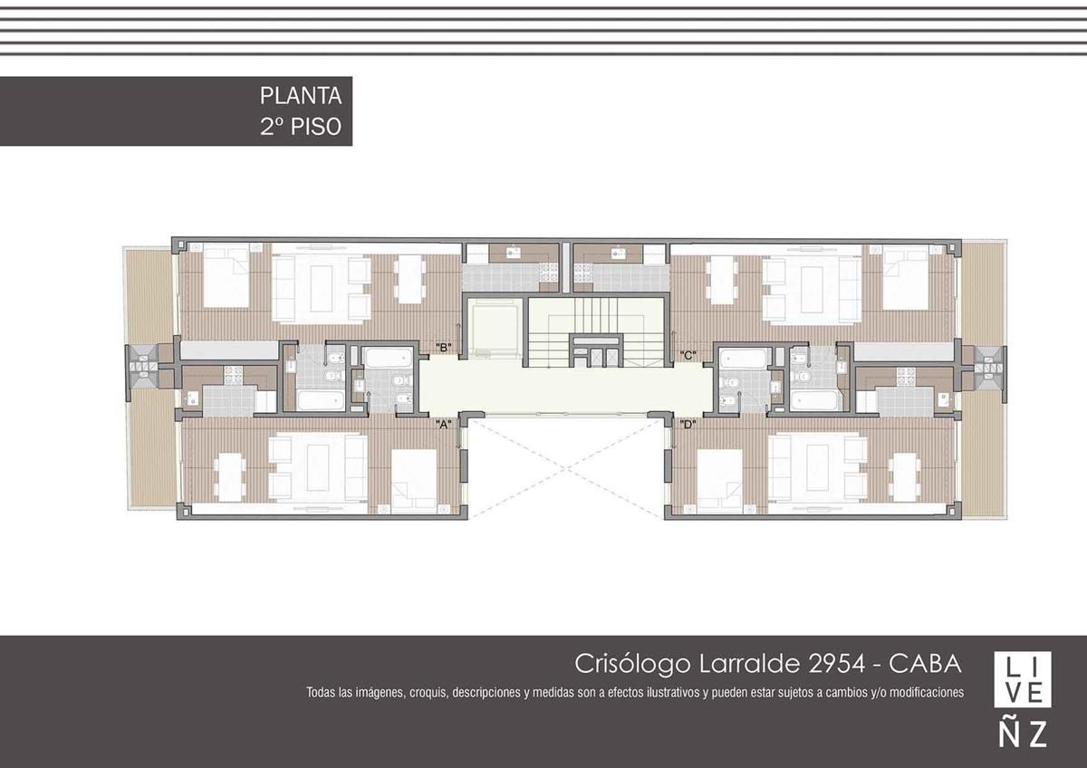 Foto Edificio en Nuñez Av. Crisólogo Larralde entre Cramer y Conesa numero 8