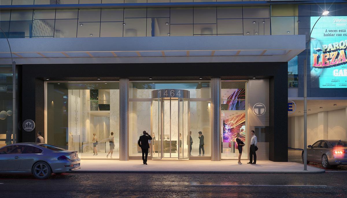 Foto Edificio de oficinas en Centro Av. Corrientes y Paraná número 3