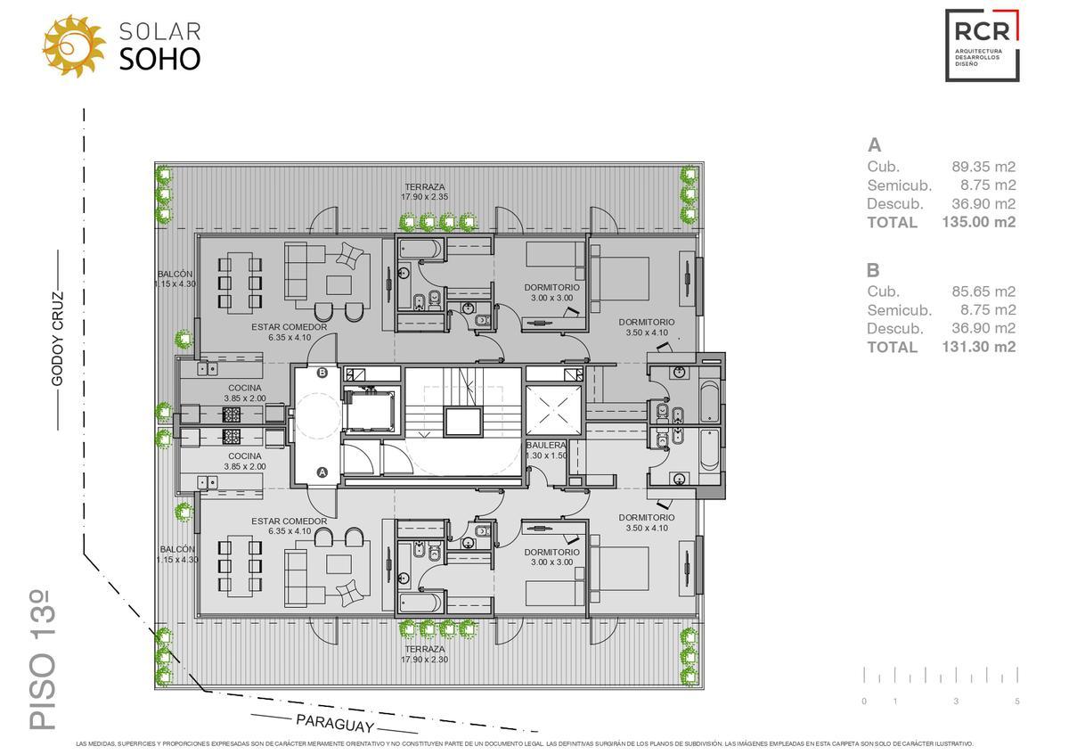 Foto Edificio en Palermo Soho PARAGUAY Y GODOY CRUZ  número 16