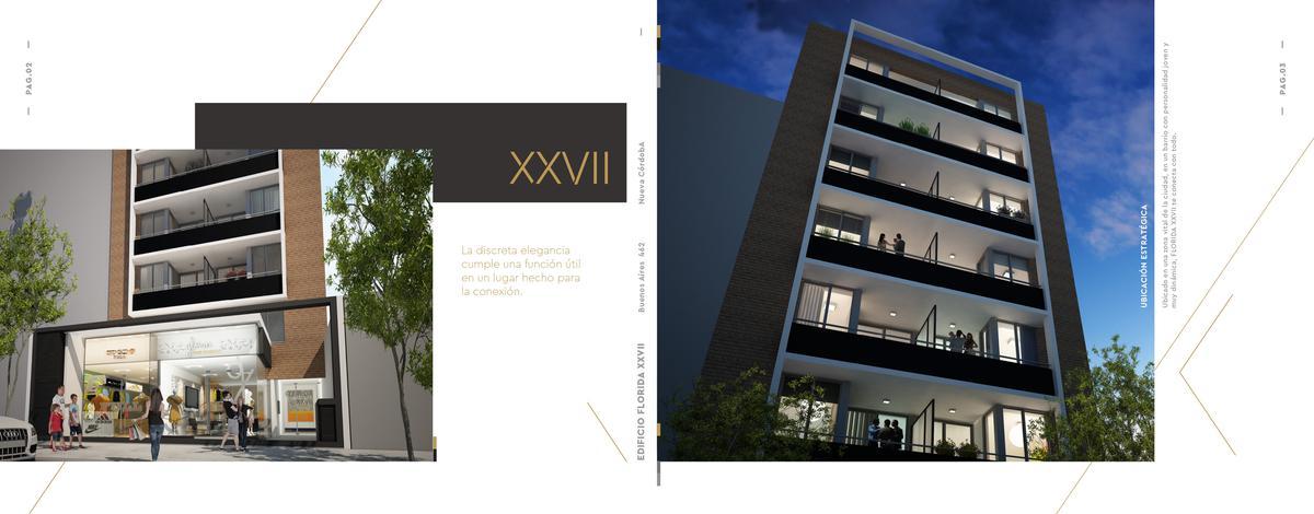 Foto Edificio en Nueva Cordoba Buenos Aires 400 número 2