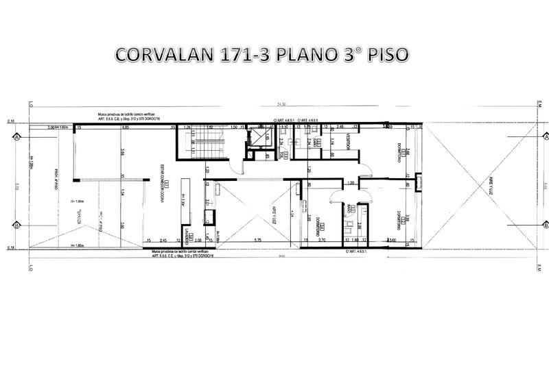 Foto Edificio en Villa Luro Corvalan 171 número 8