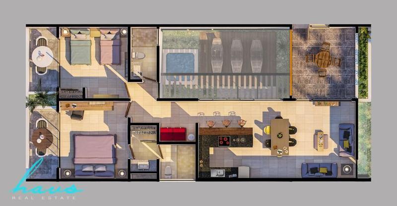 Foto Edificio en Tulum  número 33