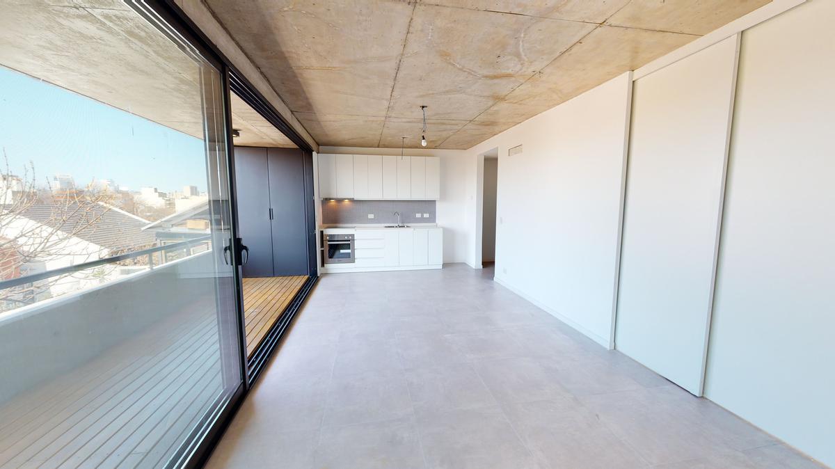 Foto Edificio en Saavedra Freire 4558 número 12