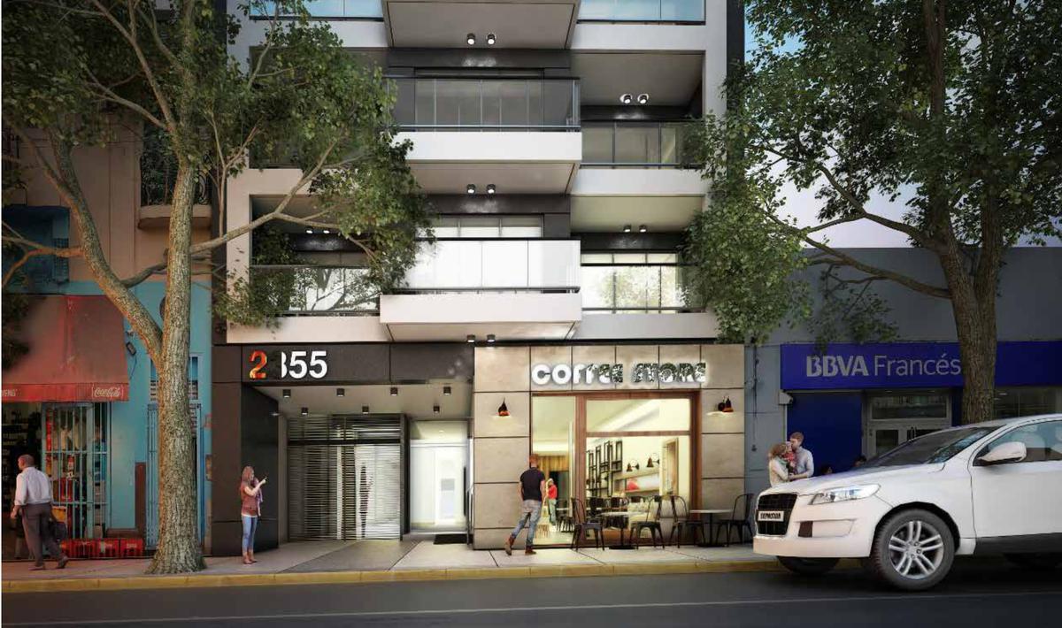 Foto Edificio en Paternal Av. San Martin entre Fragata Pres. Sarmiento y Nicasio Oroño numero 3