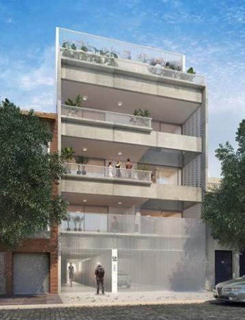 Foto Edificio en Colegiales Concepcion Arenal 3560 número 1
