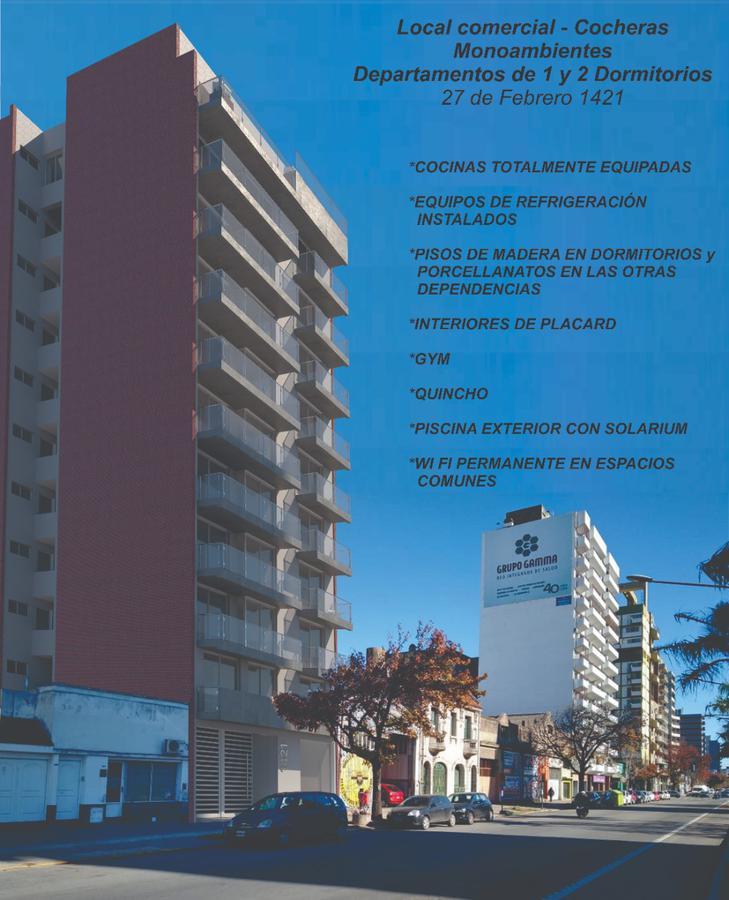 Foto Departamento en Venta en  Macrocentro,  Rosario  27 de Febrero al 1400