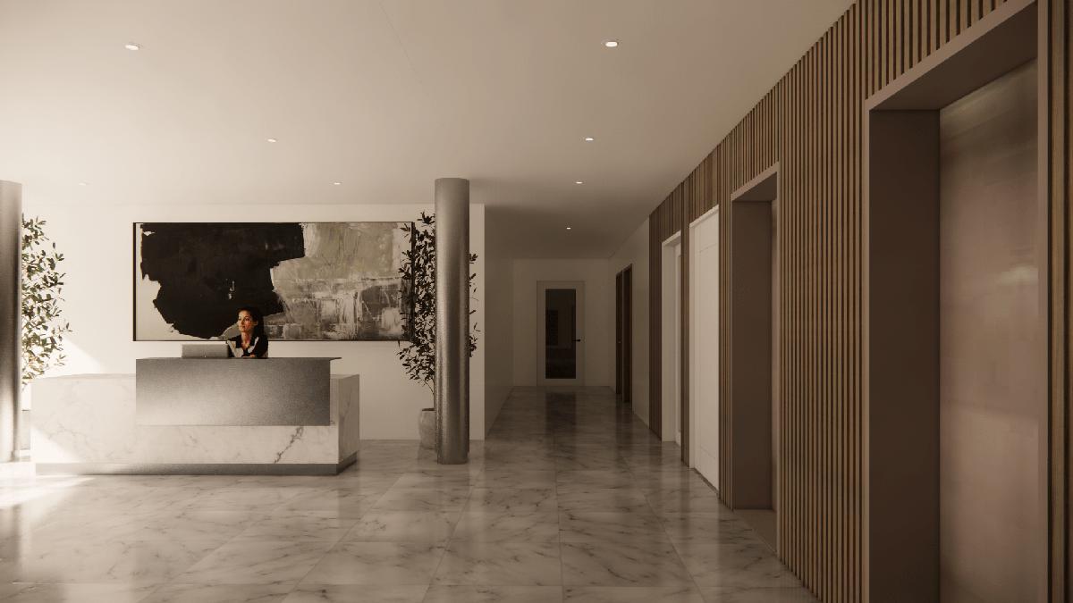 Foto Edificio en Villa Rosa Departamentos en venta en nuevo Complejo Syrah en Pilar Villa Rosa número 4
