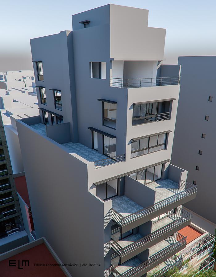 Foto Edificio en Palermo Mario Bravo y Gorriti número 2