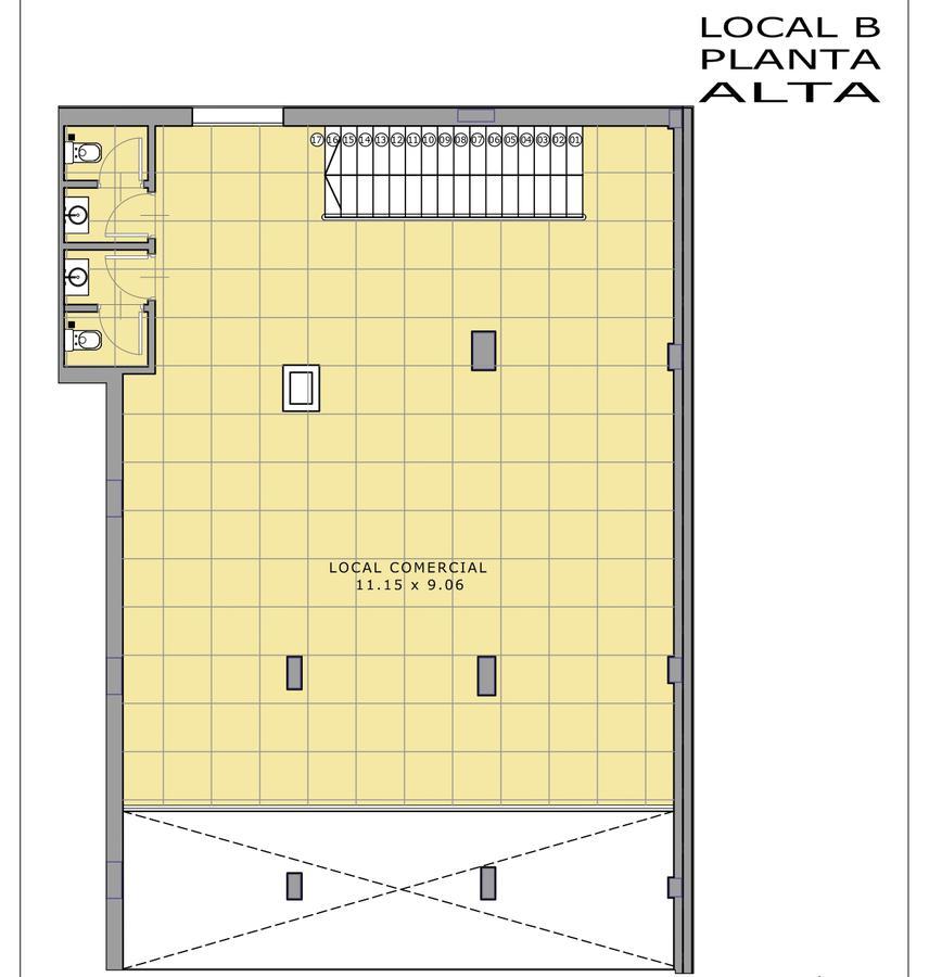 Foto Departamento en Venta en  Moron Sur,  Moron  Avenida Rivadavia 17.400 7°A