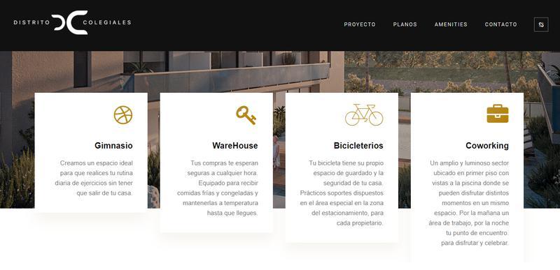Foto Edificio en Colegiales Moldes 800 número 7