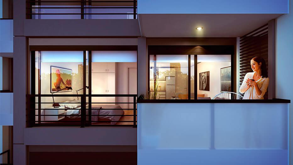 Foto Edificio en La Blanqueada Av. Dr. Luis A. De Herrera 2677 y Urquiza número 3