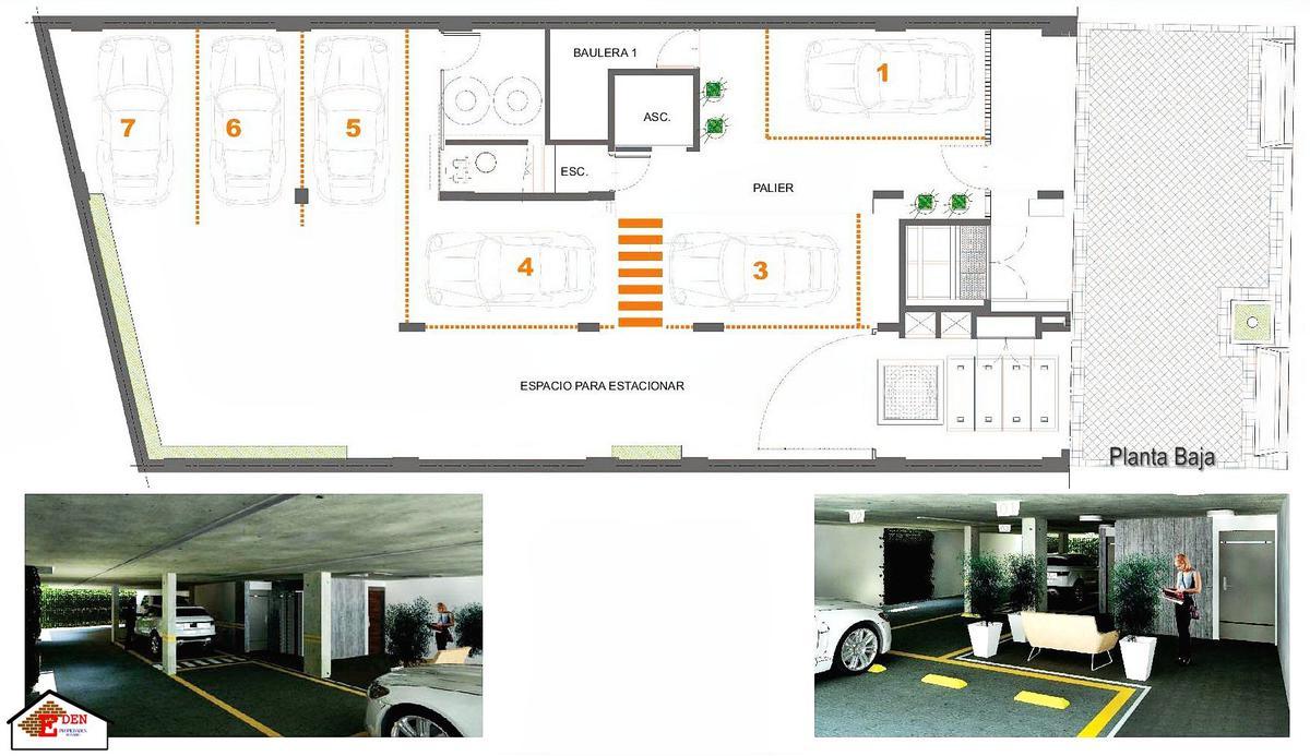 Foto Edificio en Martin Montevideo 324 número 14