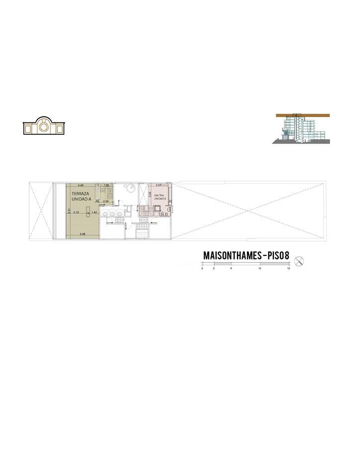 Foto Edificio en Palermo Thames 2450 número 3