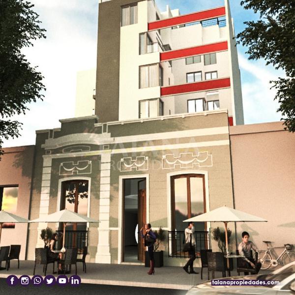 Foto Edificio en Alta Cordoba Roque Saenz Peña 1200 número 2