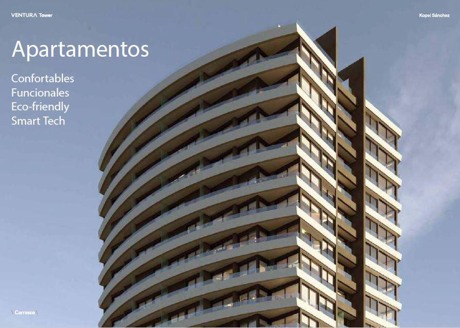 Foto Edificio en Barra de Carrasco             Alma Fuerte y Avda. de las Américas           número 4