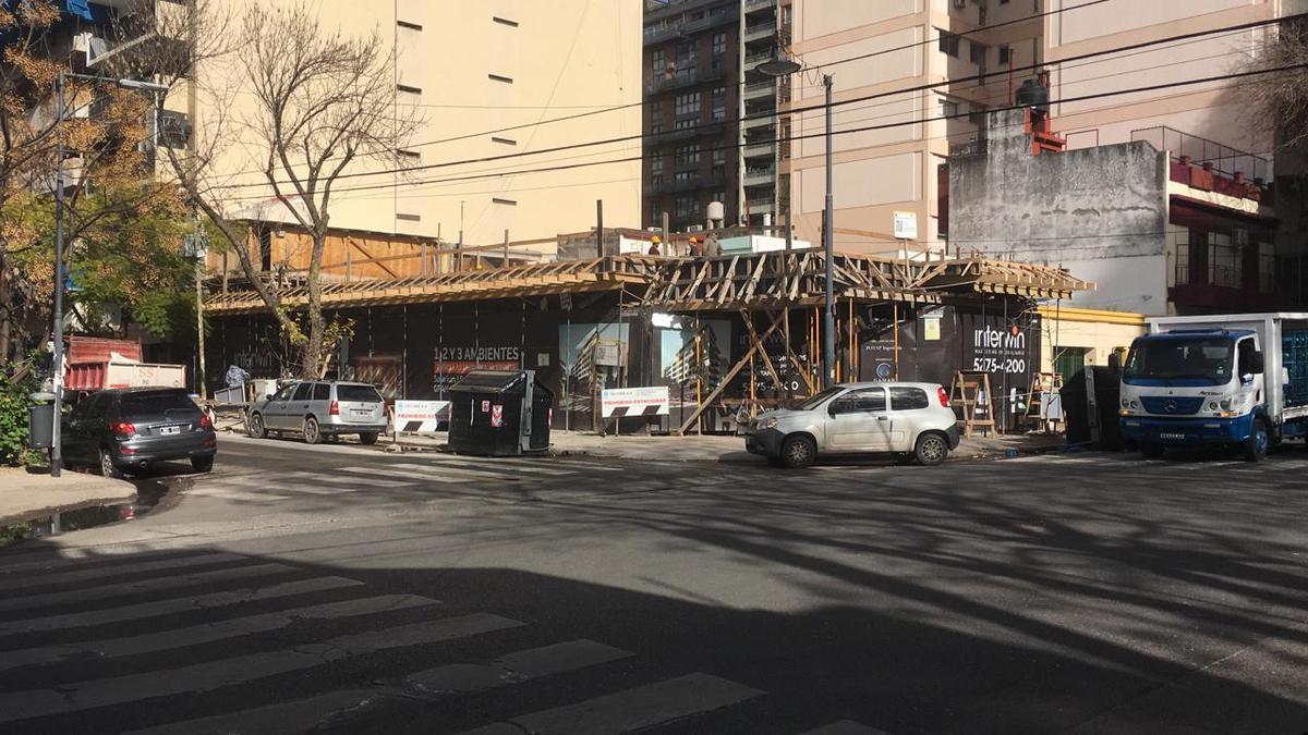 Emprendimiento Migueletes 1678 - Gamar en Belgrano Chico