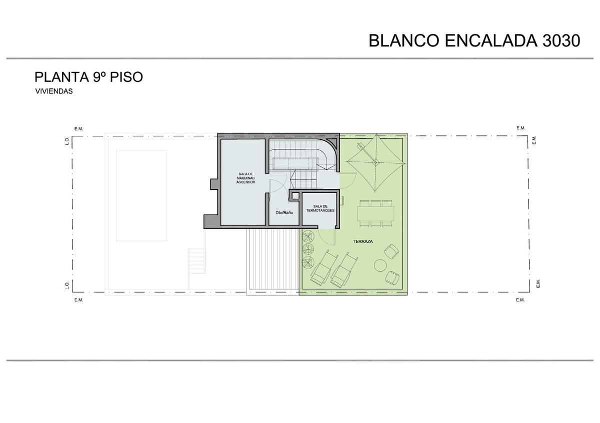 Foto Edificio en Belgrano BLANCO ENCALADA 3030 número 6
