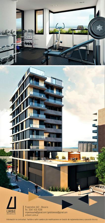 Foto Edificio en Puerto Norte Av. Luis Candido Carballo y Monteagudo número 7