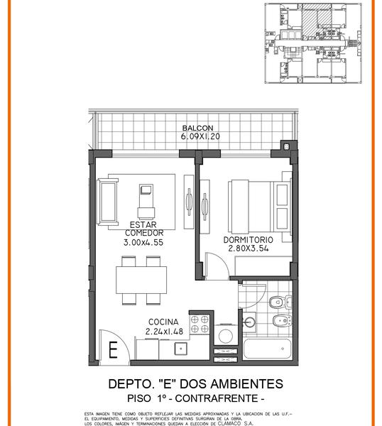 Foto Edificio en Moron Sur Mariano Moreno 700 número 21