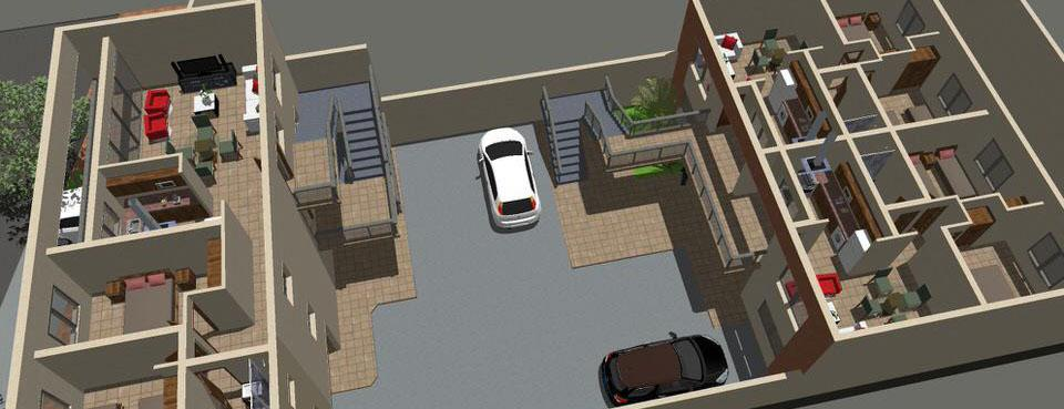 Foto Edificio en Capital Edificio Gamma número 9