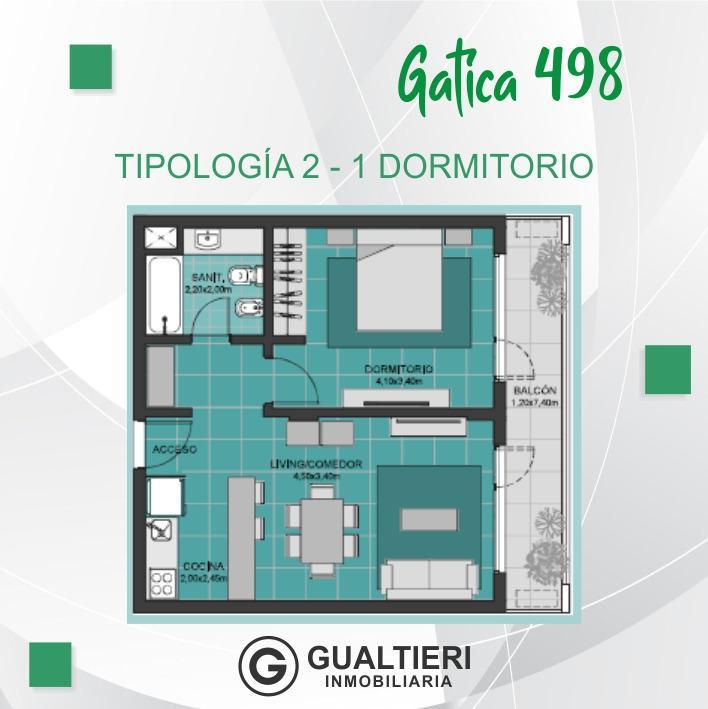 Foto Edificio en Cumelén                          Gatica 498          - CONDICIONES UNICAS número 9