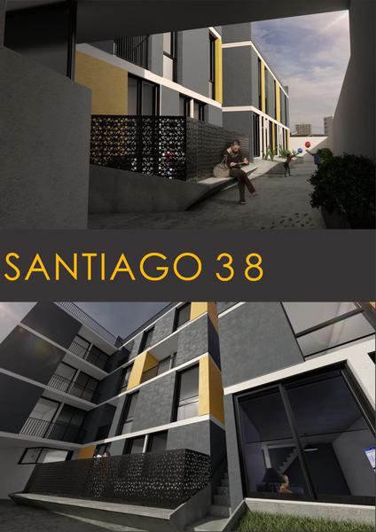 Foto Edificio en Pichincha Santiago 38 número 6