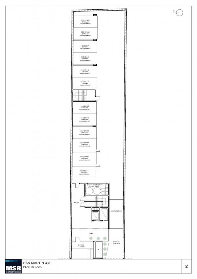 Foto Edificio en Centro San Martin 435 número 13