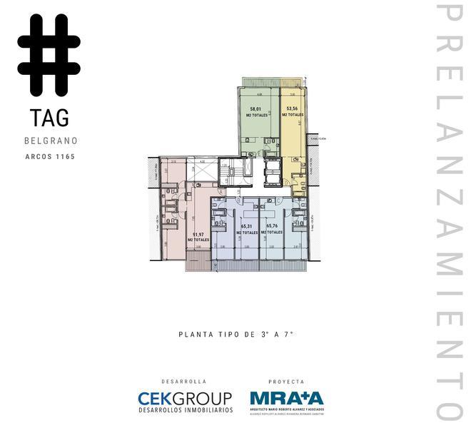 Foto Edificio en Belgrano R ARCOS 1175 número 8