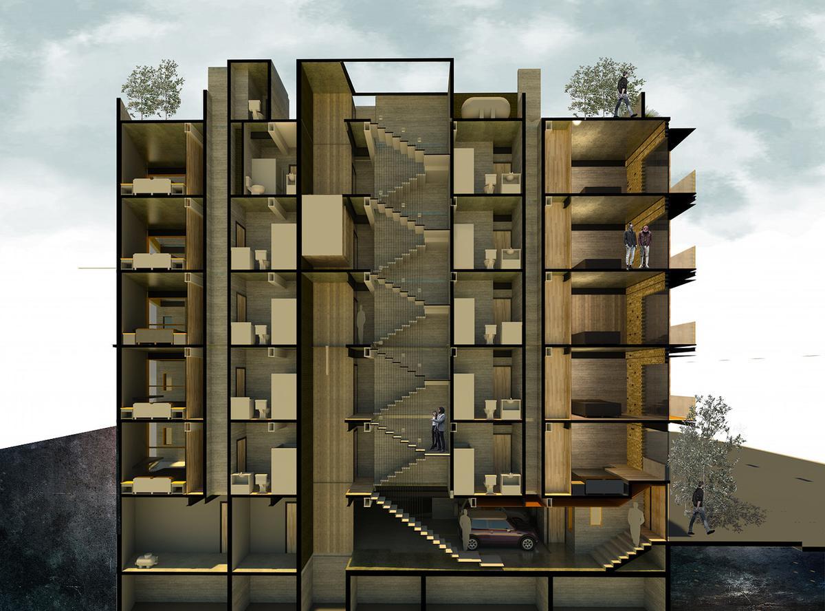 Foto Edificio en Hipódromo Condesa Benjamin Franklin 95 número 4