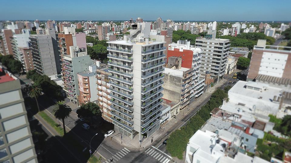 Foto Edificio en Rosario FRANCIA ESQUINA CÓRDOBA número 3