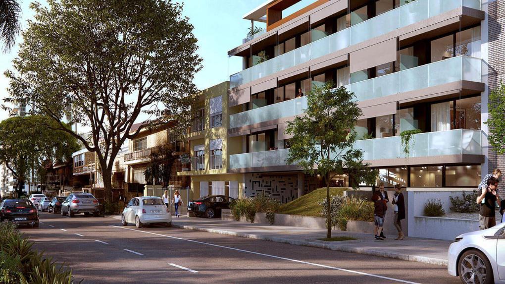 Foto Edificio en Pocitos Luis Alberto de Herrera y Echevarriarza Próximo número 1